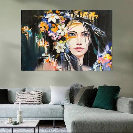 تابلو های نقاشی مدرن